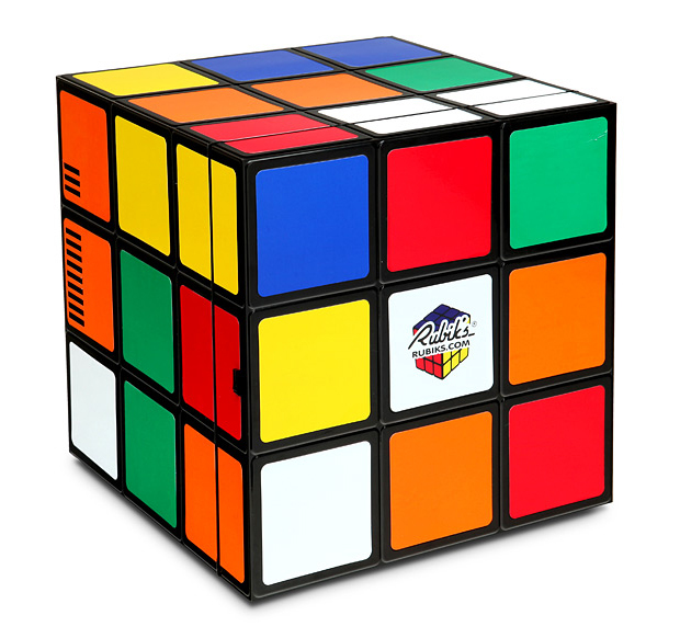 rubiks cube fridge by thinkgeek 2
