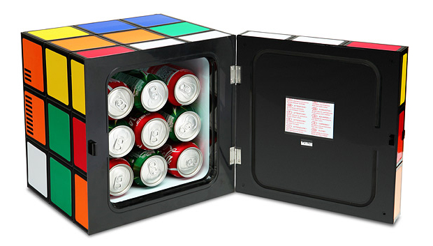 rubiks cube fridge by thinkgeek 3