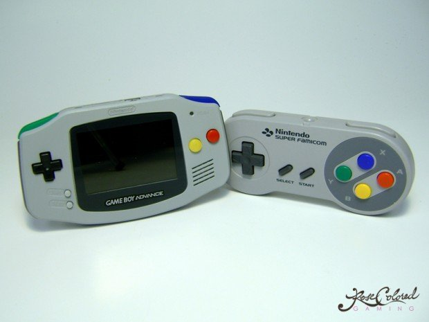 snes super famicom game boy advance by rose colored gaming 3 620x465