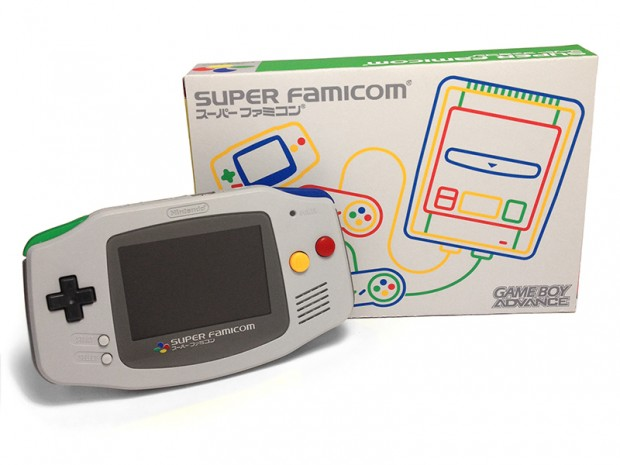 snes super famicom game boy advance by rose colored gaming 4 620x465