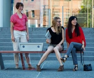 Soofa Bringing USB Charging Benches to Boston Parks