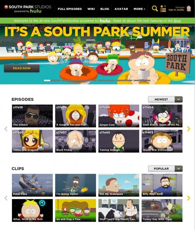 south_park_hulu