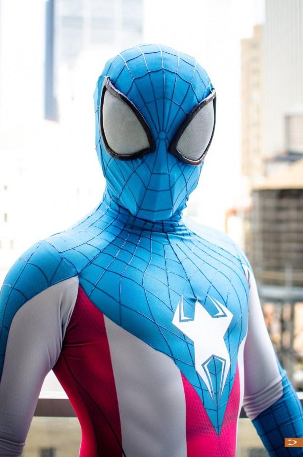 spider-man captain