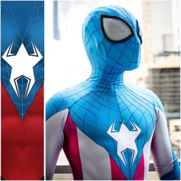 spider-man captain1