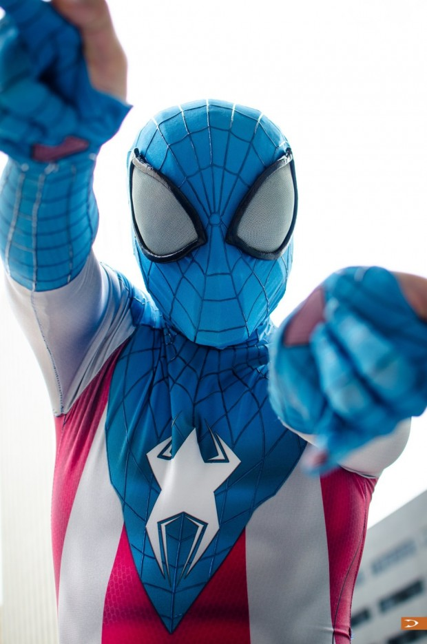 spider-man captain2