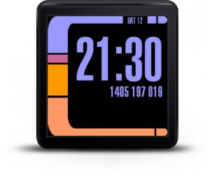 Star Trek LCARS Theme for Android Wear Smartwatches: WATCHH