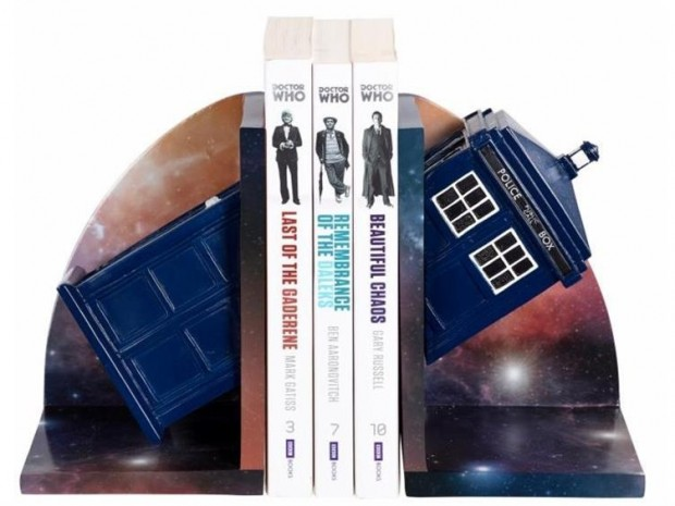 tardis bookends