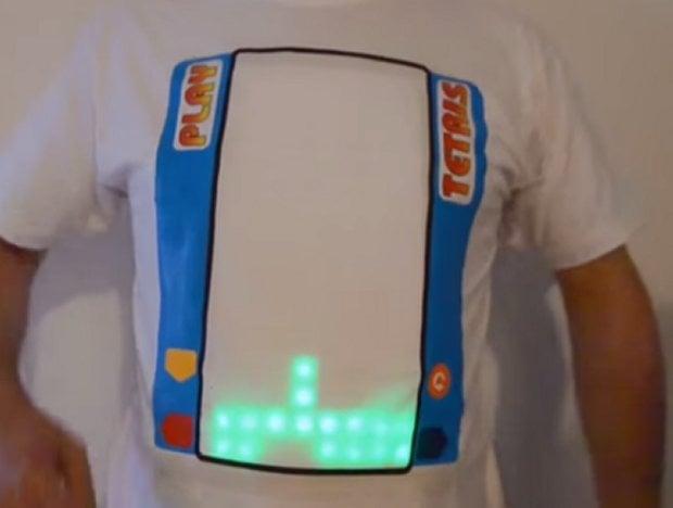 tetris shirt