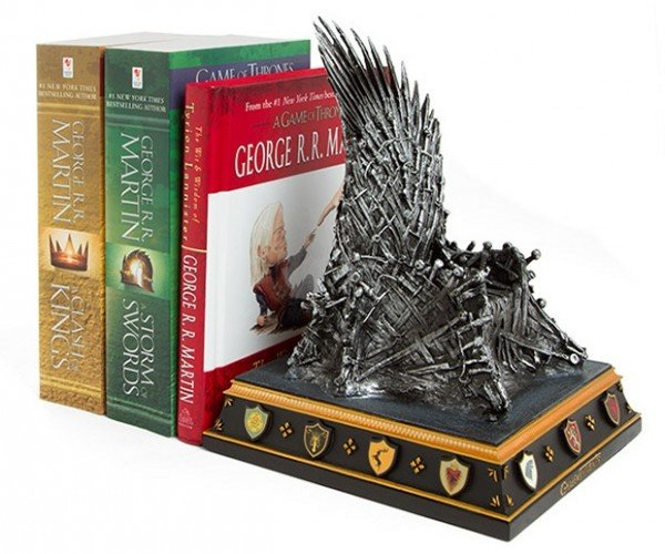 Game of Thrones Bookend: The Price of the Iron Throne? $55.