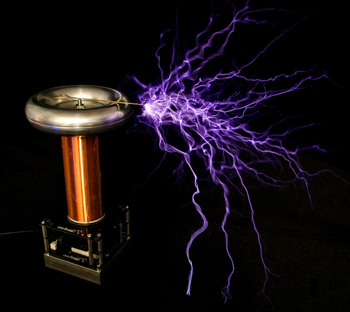 Image result for tesla coil