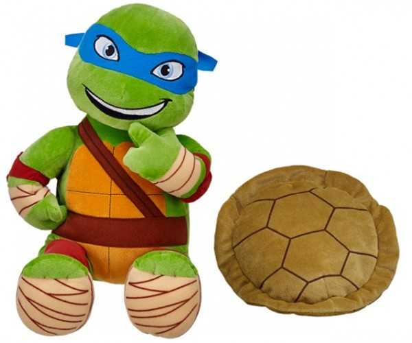 Build-a-Bear Now Has TMNT Plush Toys: Build-a-Mutant-Turtle