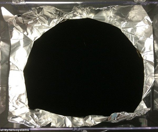 Carbon Nanotubes Used to Make World's Darkest Material: Vantablack Is the New Black