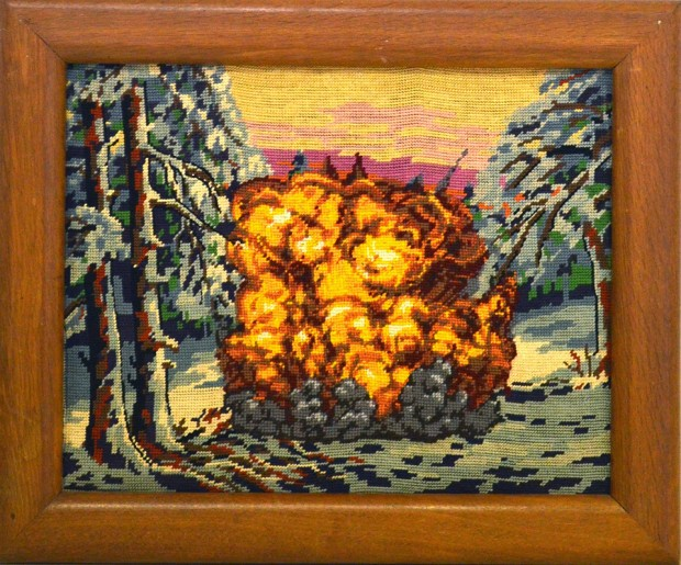 video game tapestry by Gauvain Manhattan 5 620x515