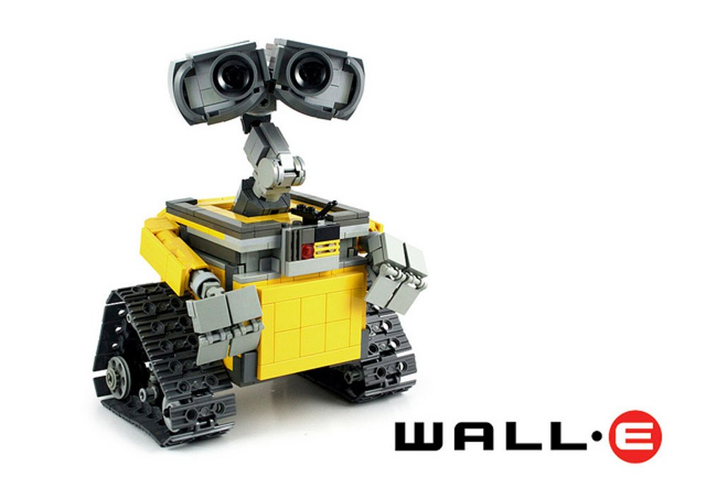 interactive wall e and eve instructions