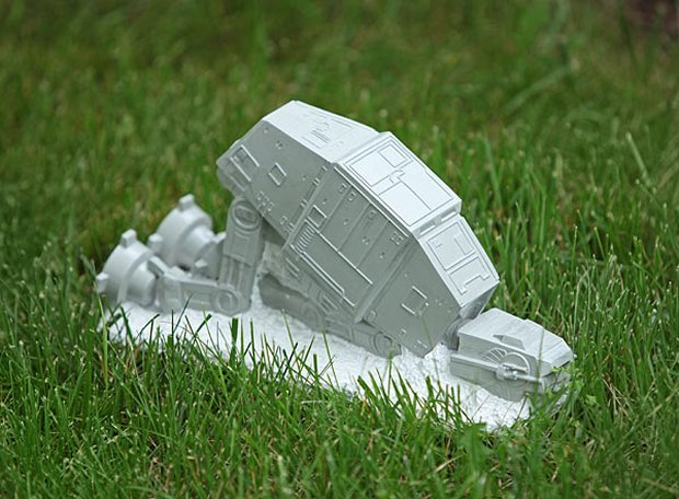 At-At lawn ornament1