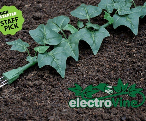 ElectroVine is an Extension Cord in Disguise
