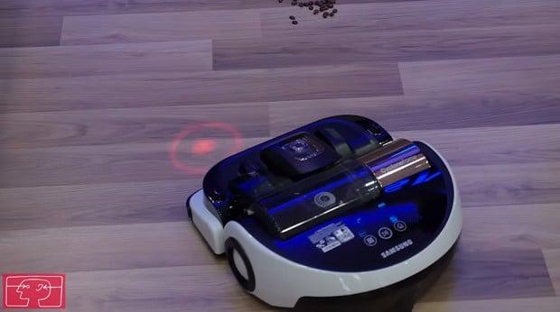 Samsung VR9000H robot vacuum cleaner 620x346