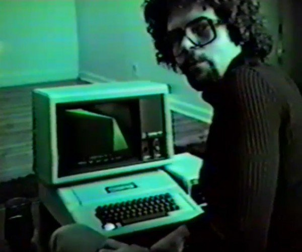 Classic 1980 Apple II Training Video Surfaces