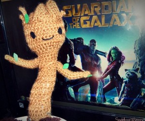 Baby Groot Crochet Amigurumi: I Am Cute!
