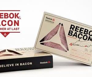 Eat Some Pork then Run a Marathon with Reebok Bacon