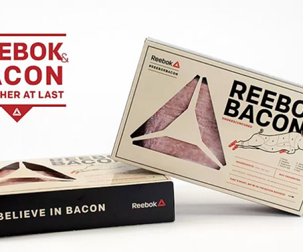 Eat Some Pork then Run a Marathon with Reebok Bacon