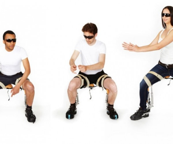 Noonee Bionic Pants Help You Sit and Squat