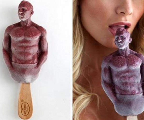 James Bond Popsicles: No Mr. Bond, I Expect You to Freeze
