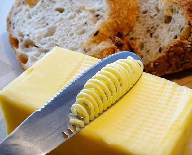 Butterup Knife Spreads Cold Butter Easily - Technabob