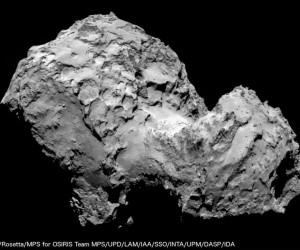 Rosetta Spacecraft Arrives at Comet 67P after a Decade-Long Trip