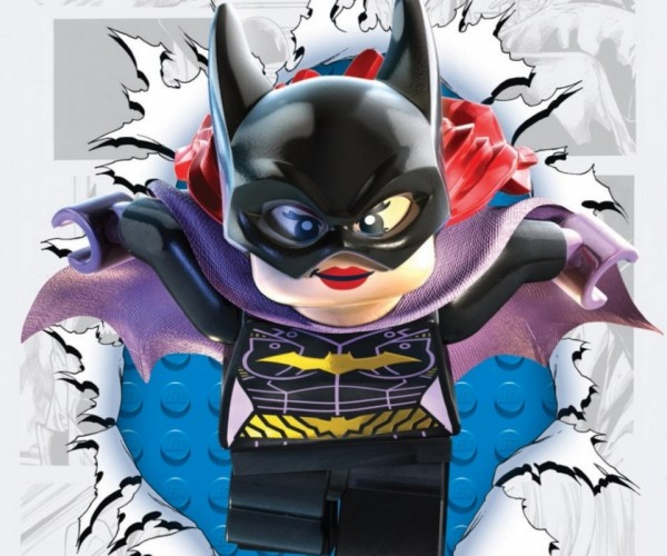 DC Comics to Get LEGO Variant Covers
