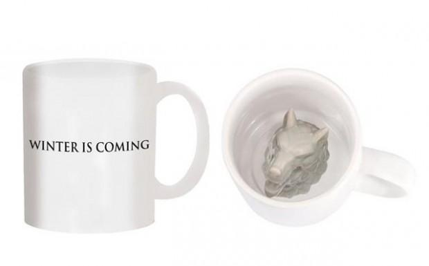 direwolf mug