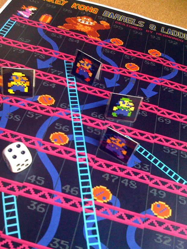 donkey-kong-barrels-and-ladders-board-game-by-hernando-melo-2