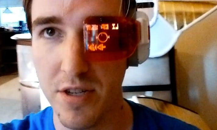 DIY Dragon Ball Scouter: *Scouting Intensifies* - Technabob