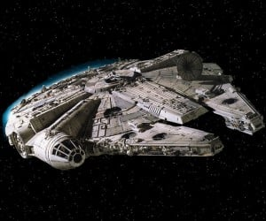 Star Wars Episode VII Rumored to See Millennium Falcon Updates and New Owner