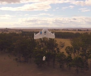 Google Project Wing Drone Delivery Service: An Endless Waltz of Packages