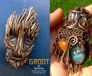 I am Groot… Pendant