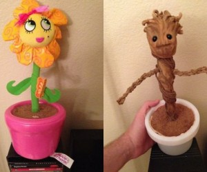 Make Your Own Dancing Baby Groot