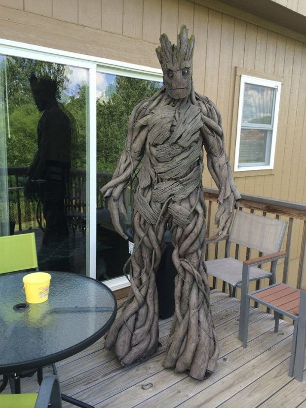 Porsche Gt3 Rs Price >> This Groot Cosplay Will Grow on You - Technabob