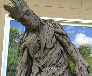 This Groot Cosplay Will Grow on You