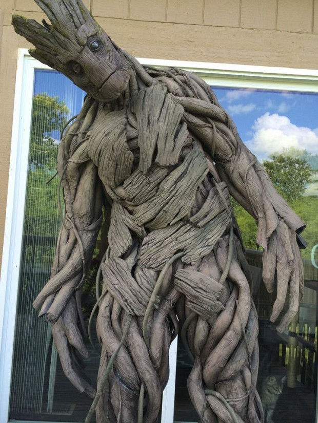 groot guardians of the galaxy costume by calen hoffman propcustomz 620x826