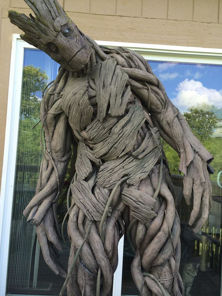 This Groot Cosplay Will Grow On You Technabob