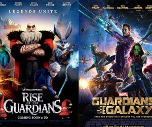 Theater Plays the Wrong Guardians Flick Three Times in a Row
