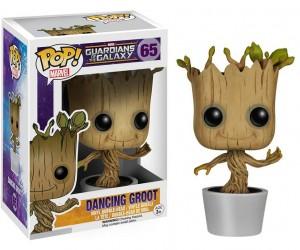 Funko Dancing Groot Bobblehead Needs Bobblehips