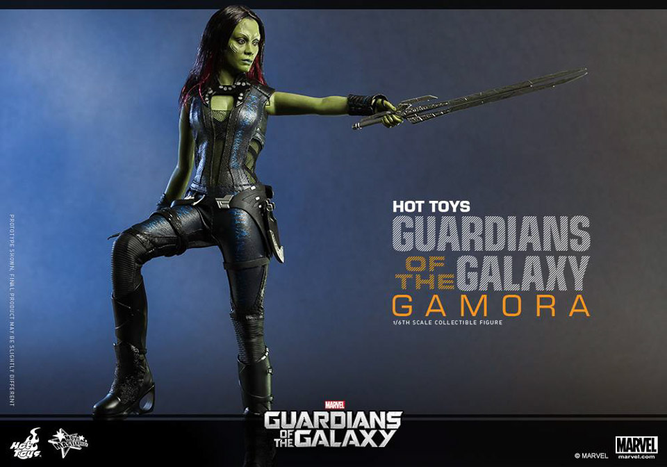 New Trailer for James Gunn's 'Guardians of the Galaxy Vol ... |Gamora Guardians Of The Galaxy Trailer