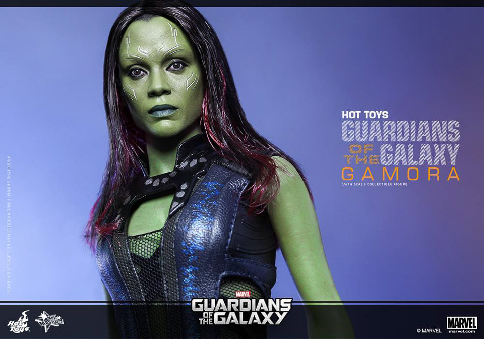 Guardians Of The Galaxy 2014 Gamora You Can Posses Zoe Sal...