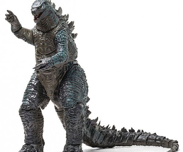 Godzilla Action Figure is Massively Articulated