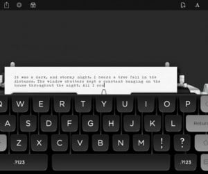 Tom Hanks Creates Hanx Writer, a Typewriter Simulator App