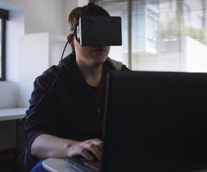 Diplopia Virtual Reality Game Helps Alleviate the Effects of Lazy Eye