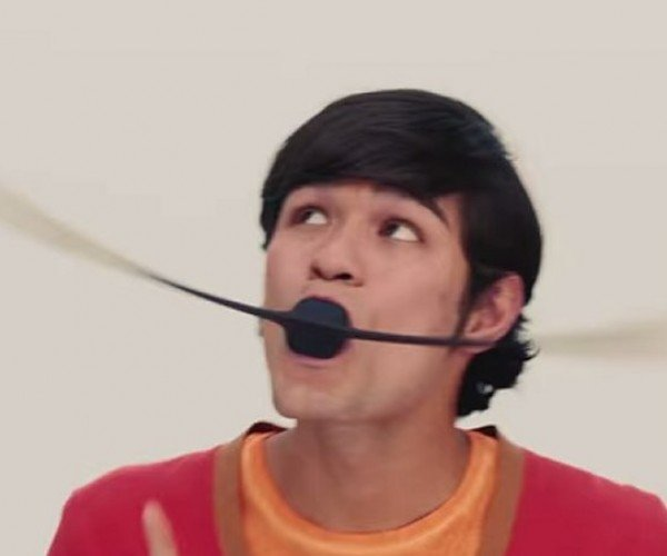 Japanese Face Exerciser Is a Real Flappy Bird