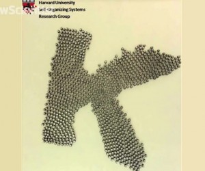 1,024 Robots Form Shapes: Art of the Swarm